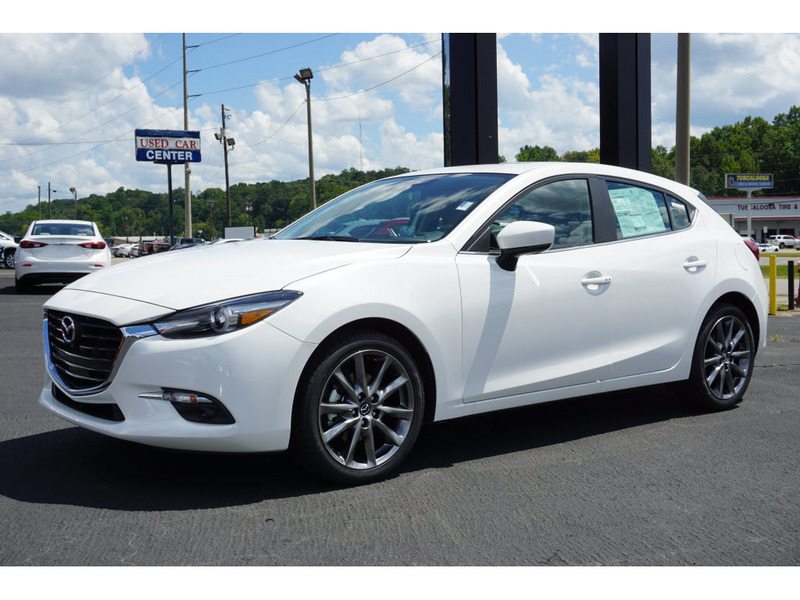 Mazda 3 Hatchback >> Pre Owned 2018 Mazda3 Grand Touring Front Wheel Drive 5 Dr Hatchback