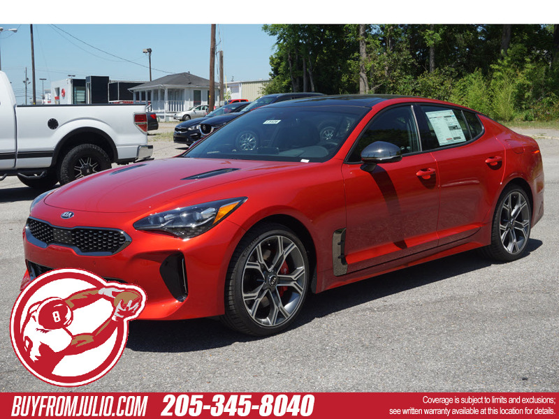 New 2019 Kia Stinger GT2 RWD