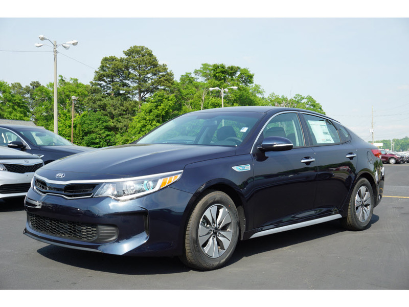 New 2018 Kia Optima Hybrid Premium